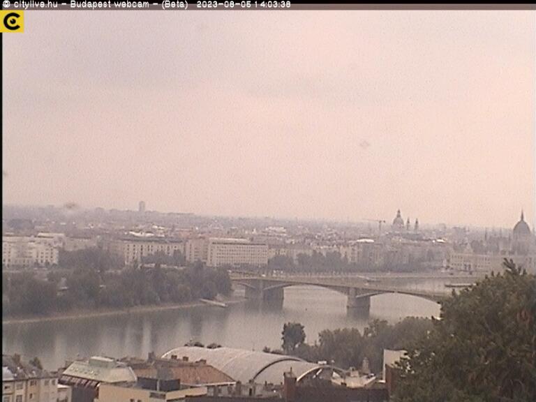Budapest Live Cam, Hungary